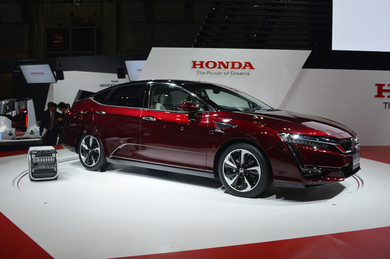 Photo of Honda'dan hidrojenli otomobil atağı: Clarity Fuel-Cell