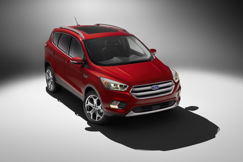 Photo of 2017 Ford Escape yüzünü gösterdi