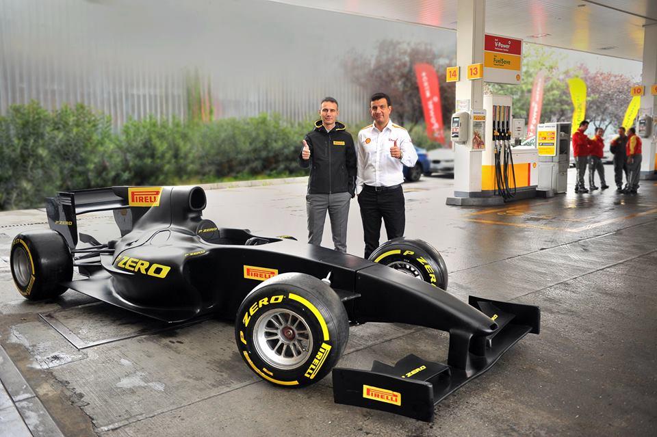 """Photo of Pirelli ve Shell """"Önce güvenlik"""" diyor"""
