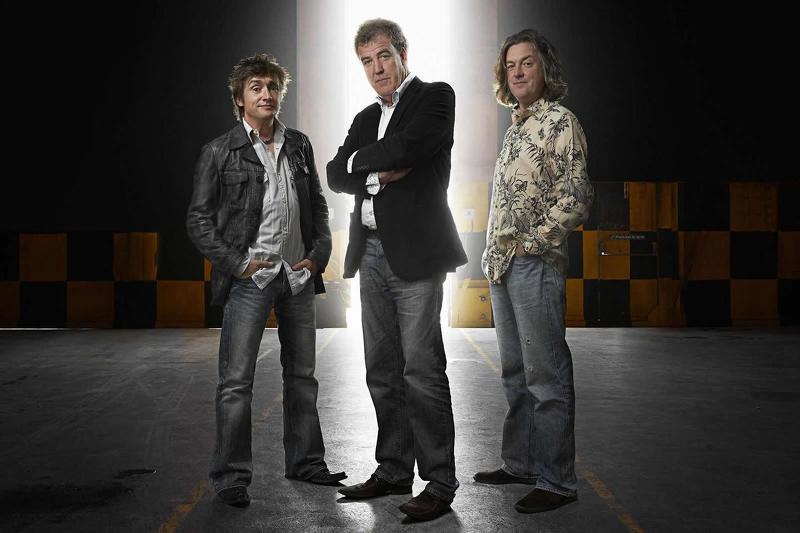 Photo of Top Gear'dan yılbaşı süprizi