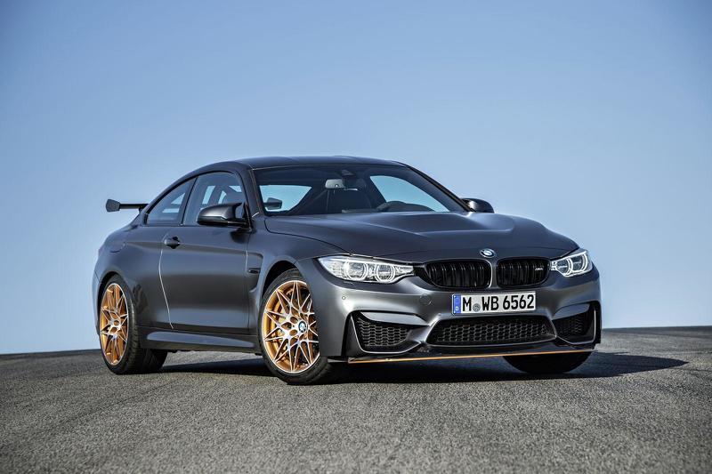 "Photo of BMW M4 GTS, Nürburgring'i ""7:28 civarında"" döndü"