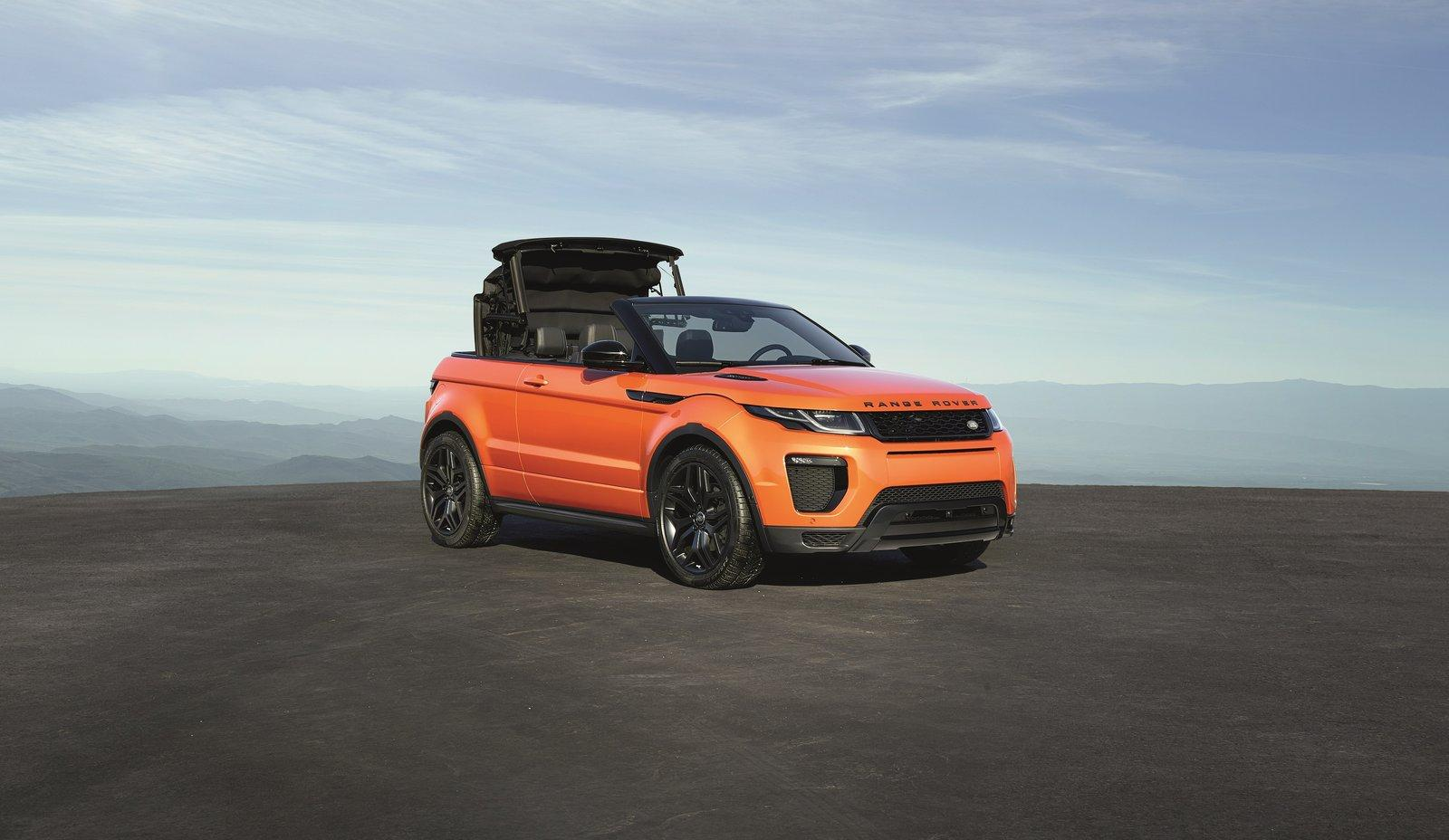 Photo of Range Rover Evoque Convertible ülkemizde satışa sunuldu