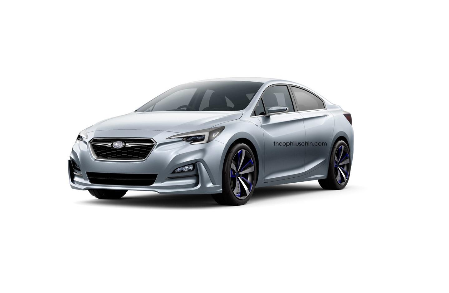Photo of Yeni Subaru Impreza Sedan'dan ilk detaylar