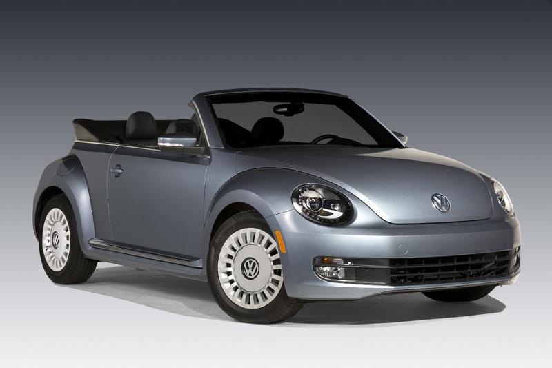Photo of 2016 Volkswagen Beetle Denim, soft top ile boy gösterdi