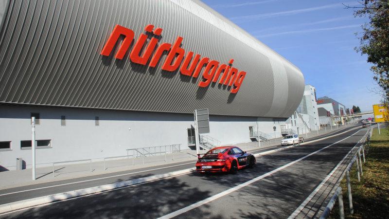 Photo of Nürburgring'e FIA ayarı