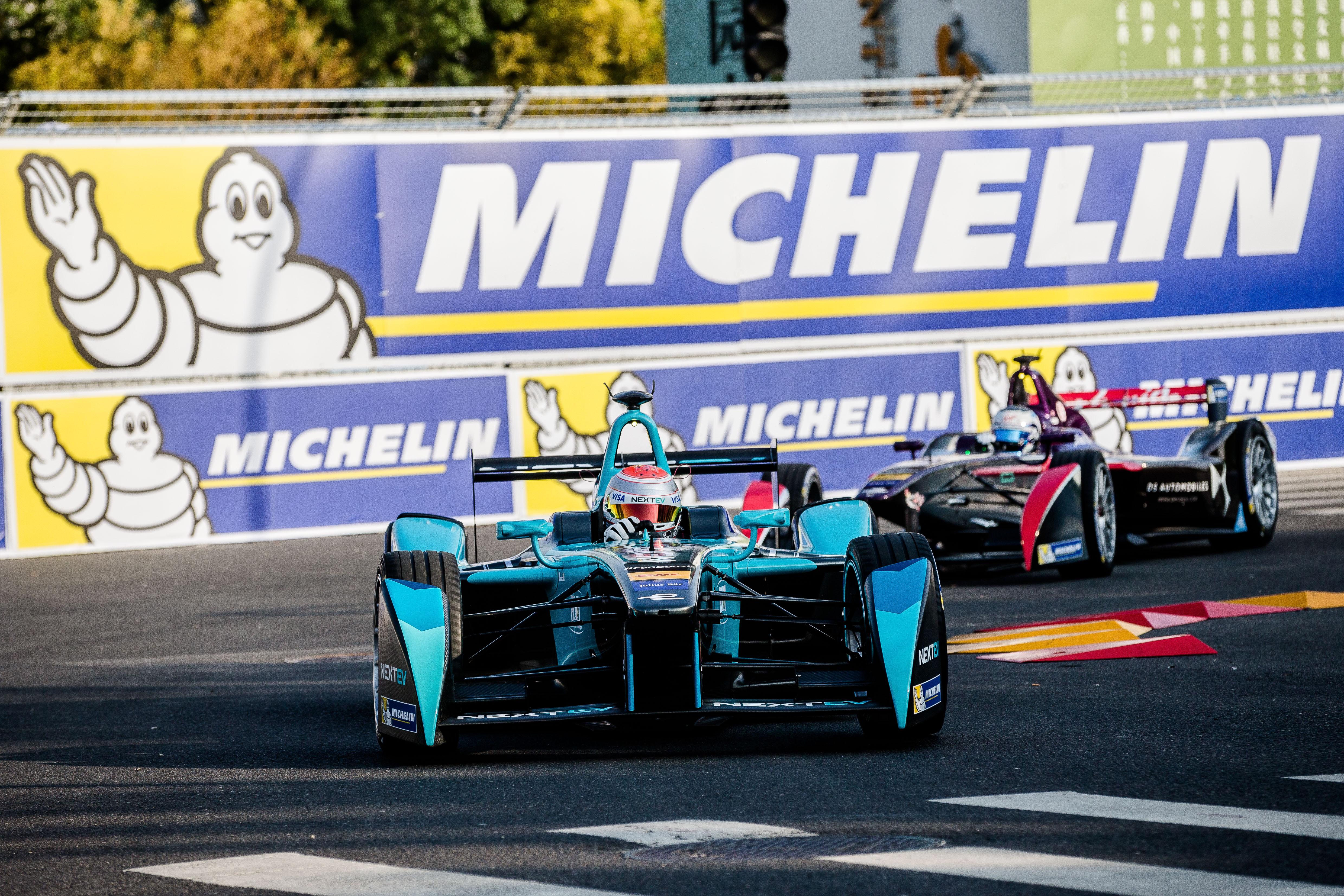 Photo of Michelin, Formula E'nin tek tedarikçisi oldu