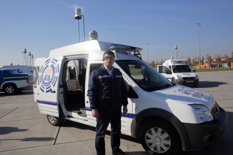 Photo of Mobil EDS yollarda!
