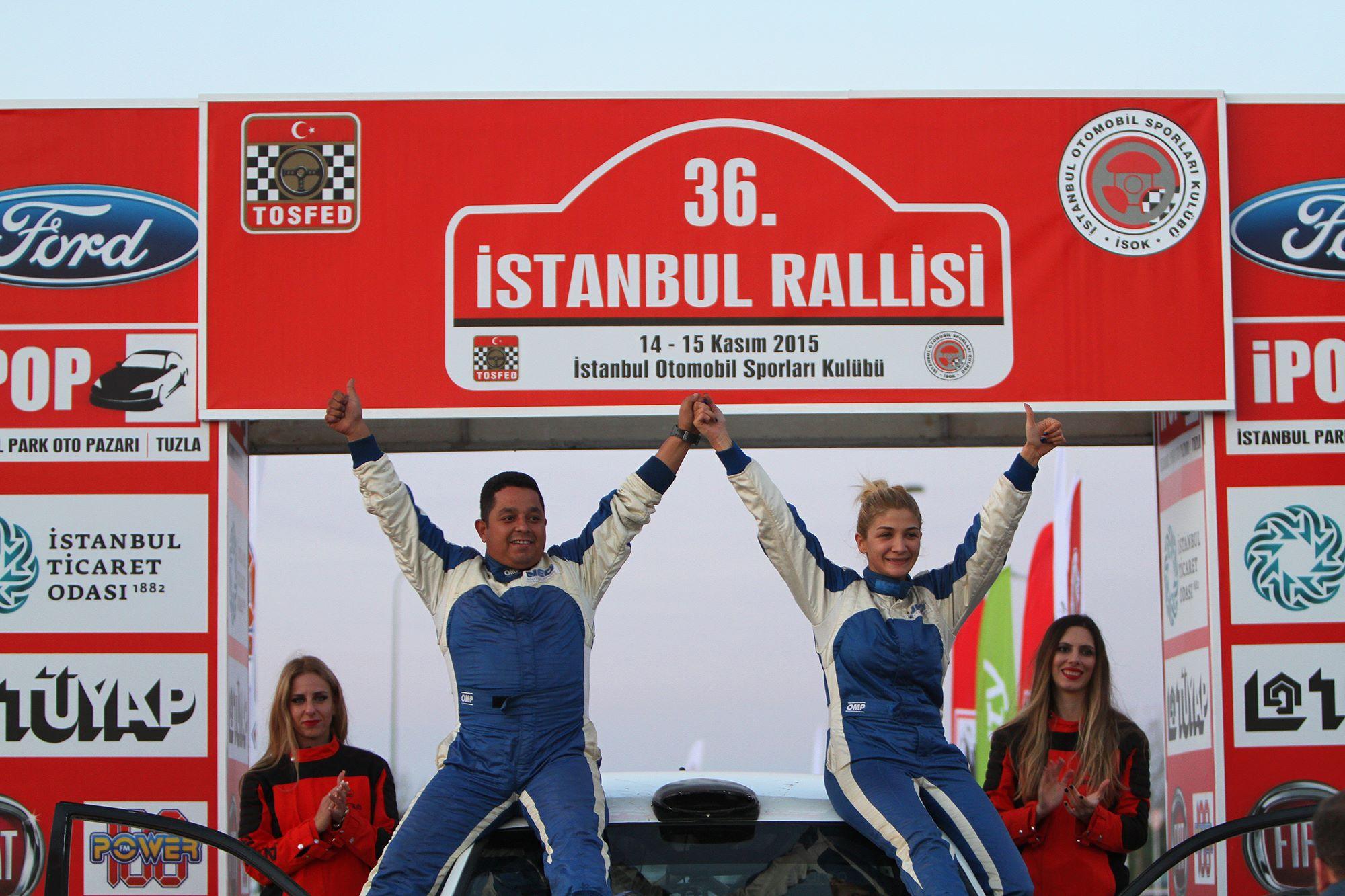 Photo of Türkiye Ralli Şampiyonası'nda azimle gelen zafer