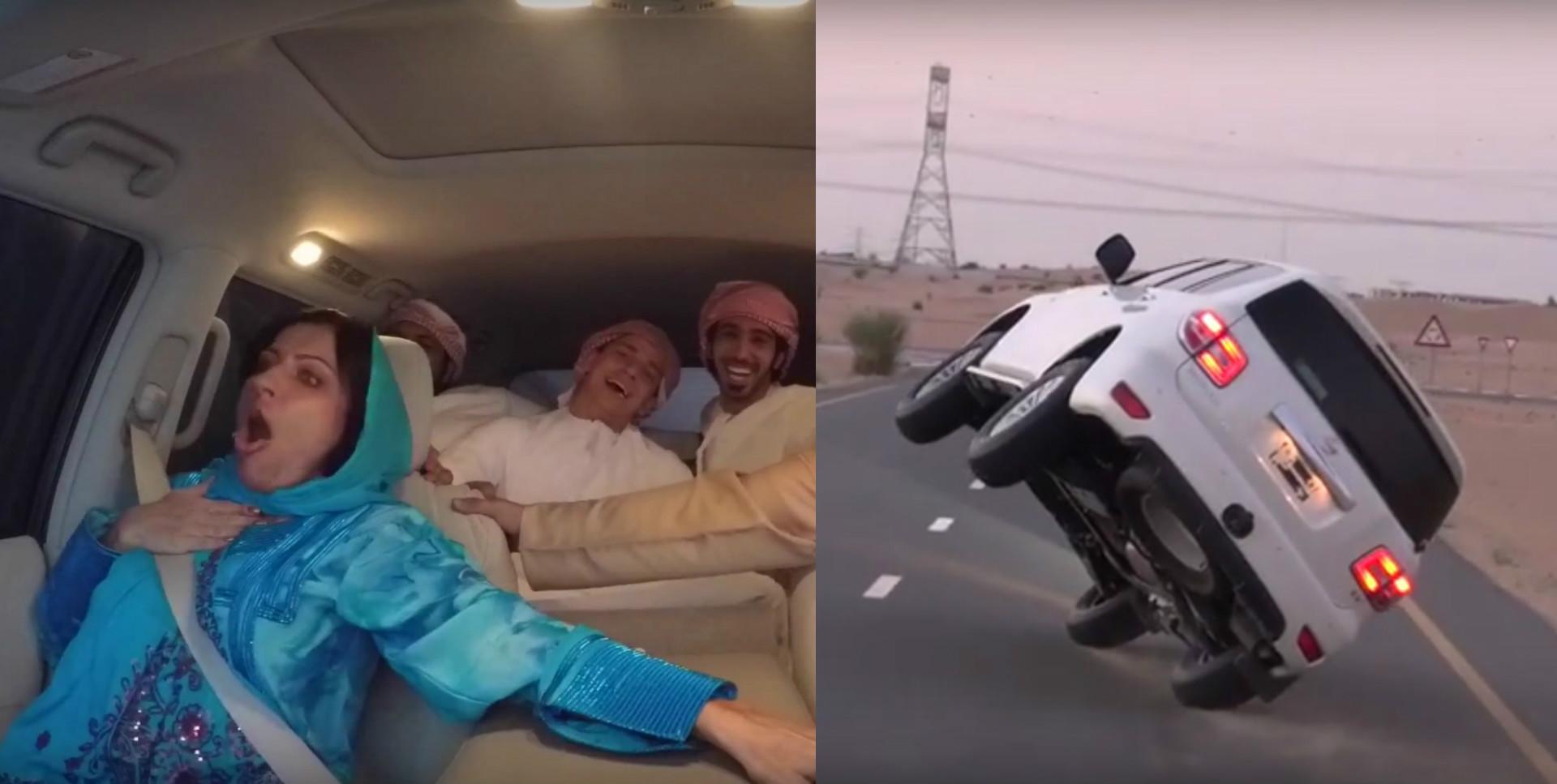 Photo of Orta Doğulu kardeşlerimizden iki tekerlek dersi