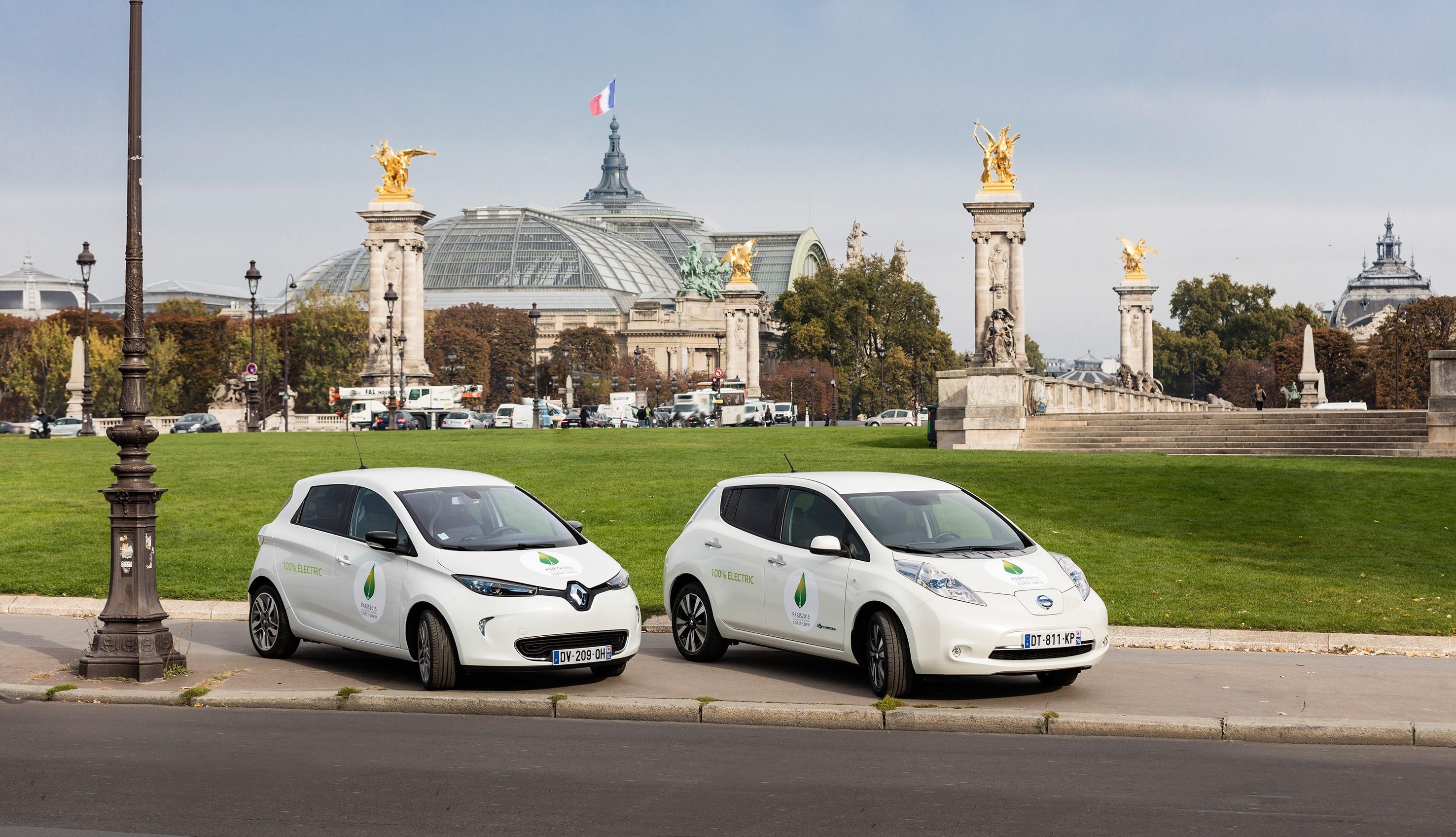 Photo of Renault-Nissan İttifakı ile dünyanın en büyük elektrikli araç filosu