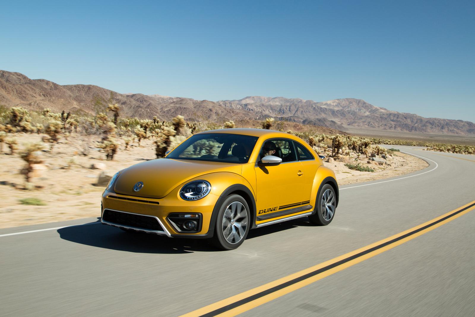 Photo of Volkswagen Beetle Dune konsepti gerçek oldu