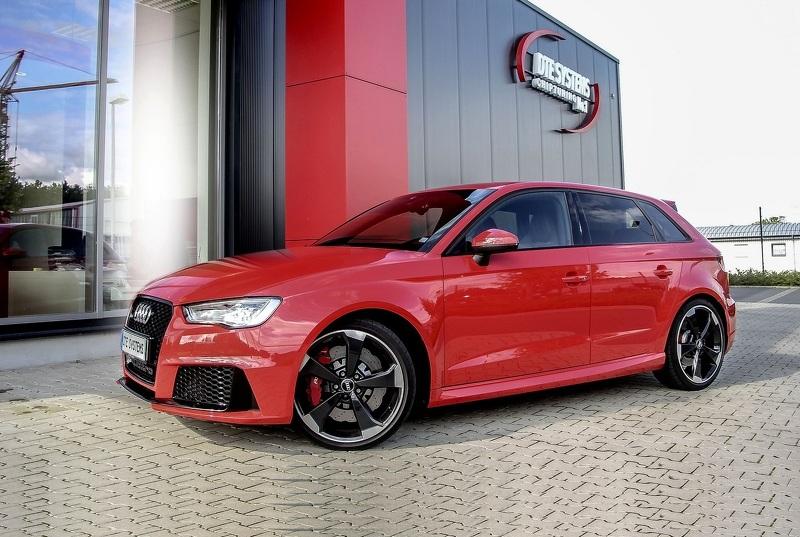 Photo of DTE Systems Audi RS3'ü baştan yazdı