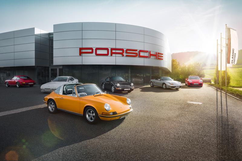 Photo of Porsche ata mirasına sahip çıkıyor