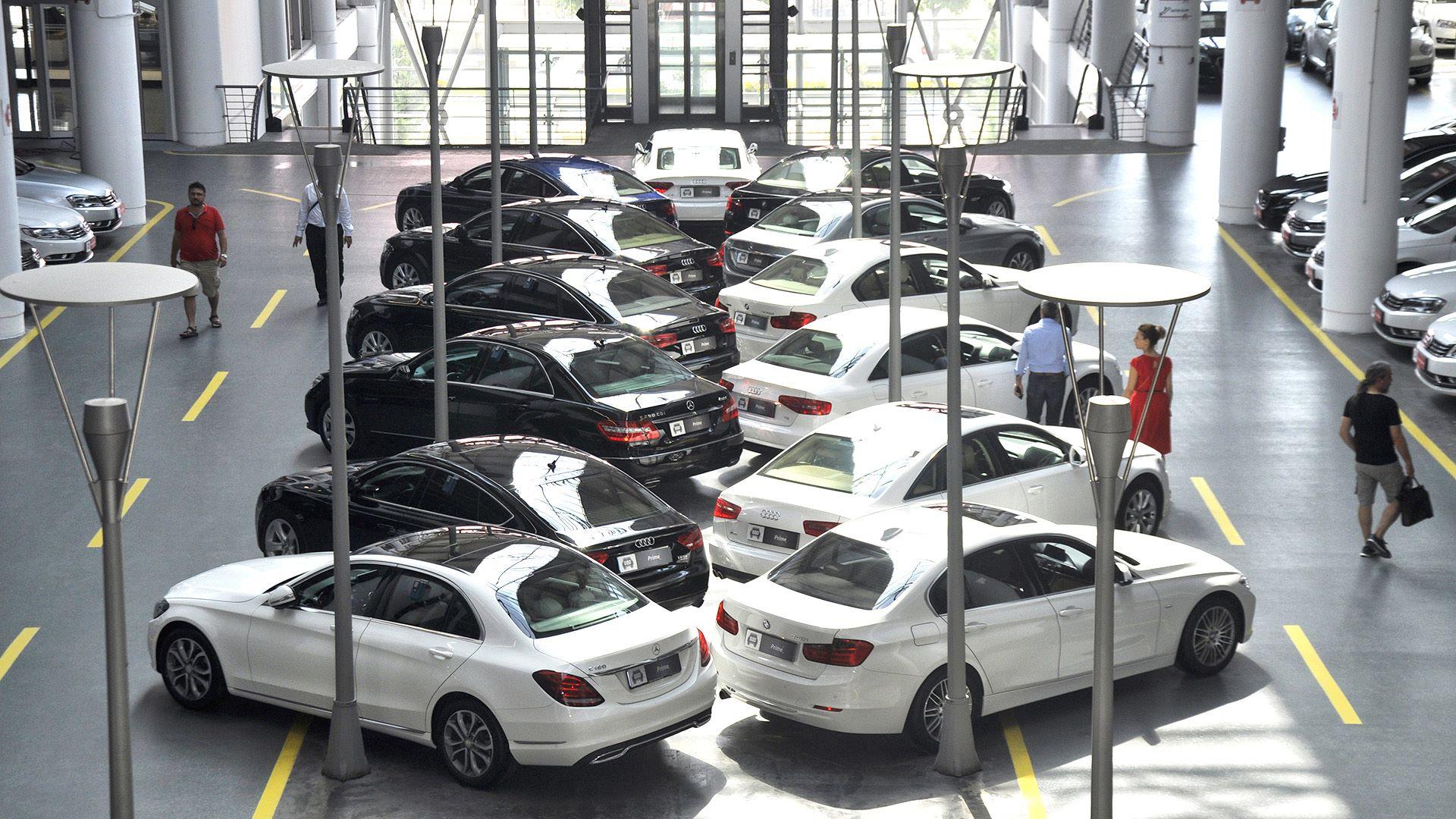 Photo of Otomotiv pazarında düşüş
