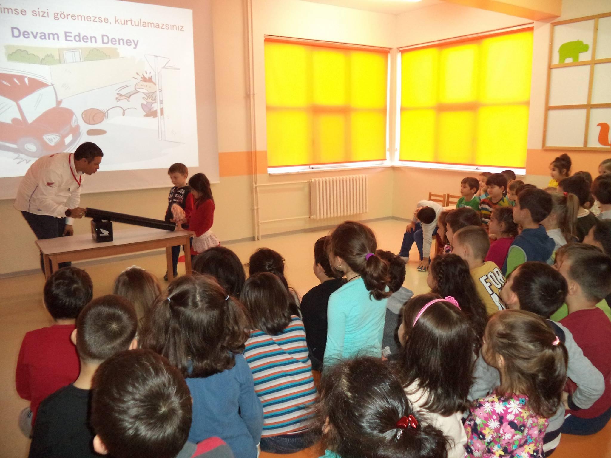Photo of Honda'dan trafik güvenliği eğitimi