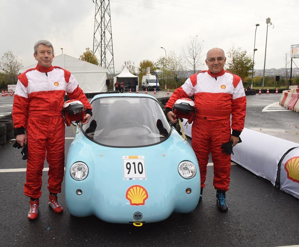 Photo of Geleceğin mühendisleri Shell Eco-marathon Türkiye'de piste çıktı