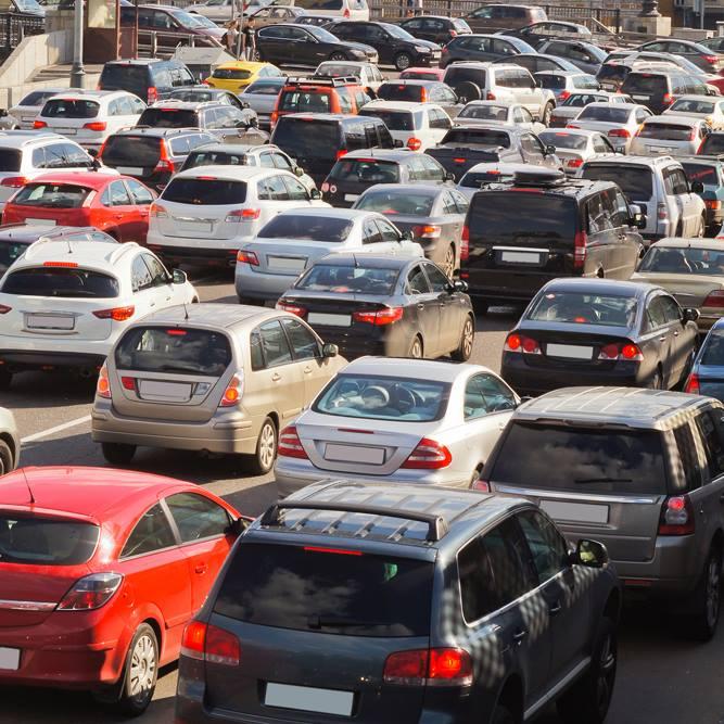 Photo of Ne kadar insan o kadar araba