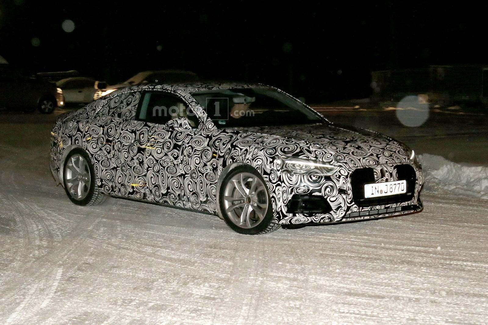 Photo of A5 Coupe soğuktan korkmuyor!