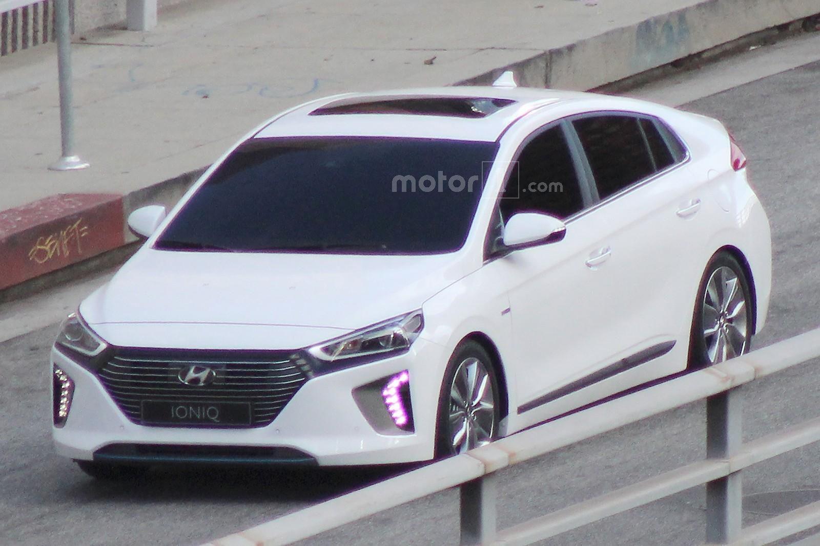 Photo of Hyundai'den Toyota Prius'a rakip: Ioniq