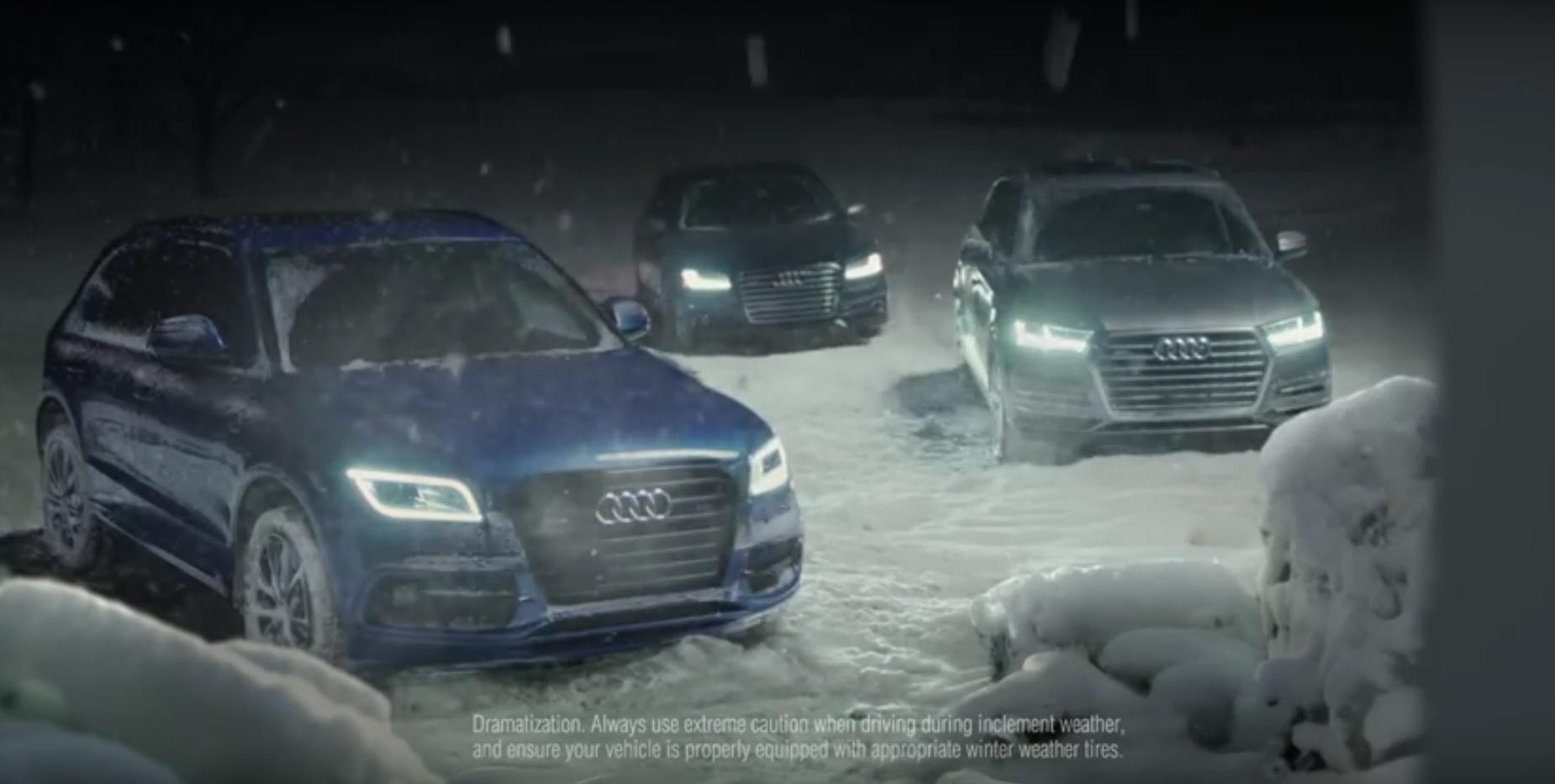Photo of Audi'den kalpleri ısıtan reklam filmi