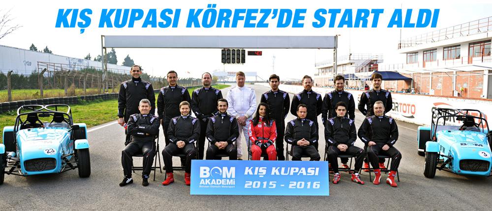 Photo of Kış Kupası'na Körfez'den start verildi!