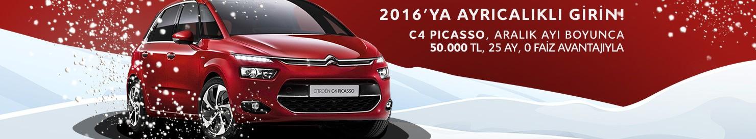 Photo of Citroën 2016 özel indirimi