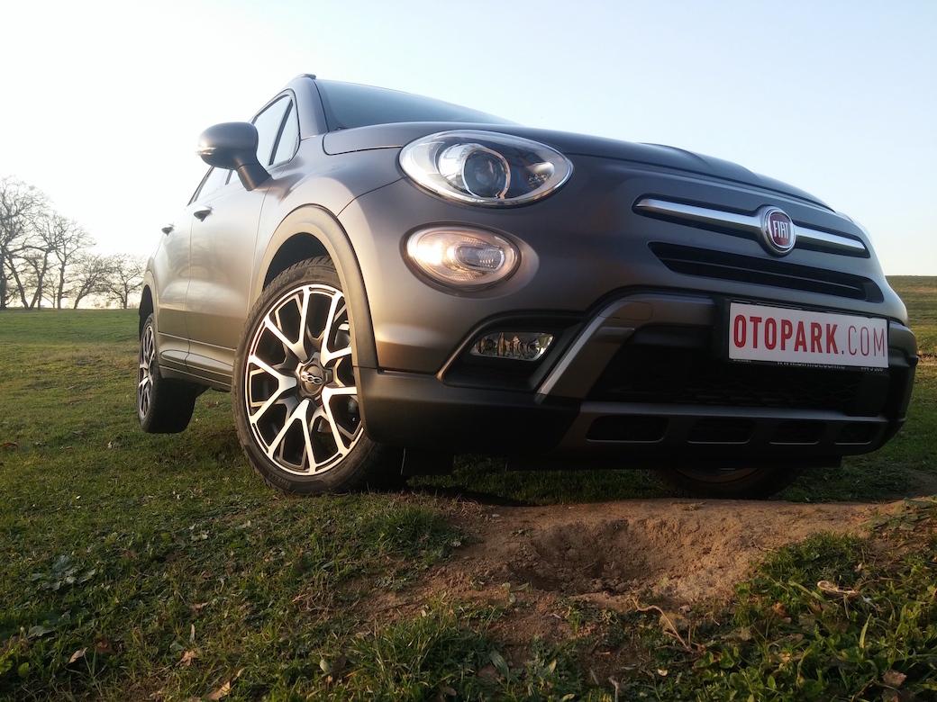Photo of Pepperoni: Fiat 500X 1.6 Multijet II Cross Plus