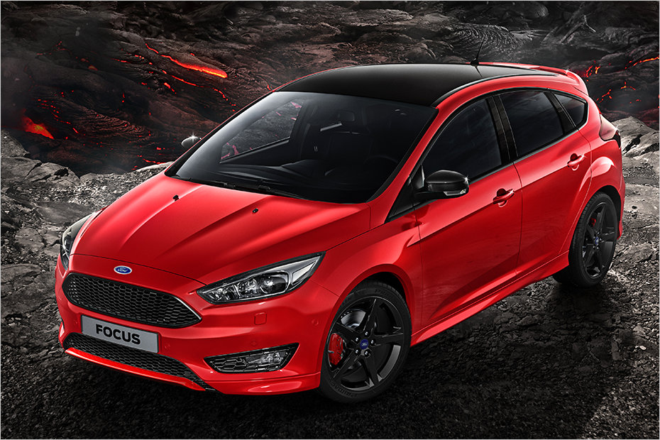 Photo of Ford Focus Sport yakıyor