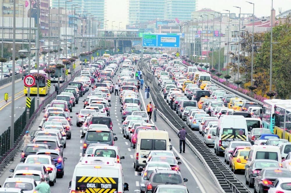 Photo of Trafik deyip geçmeyin…