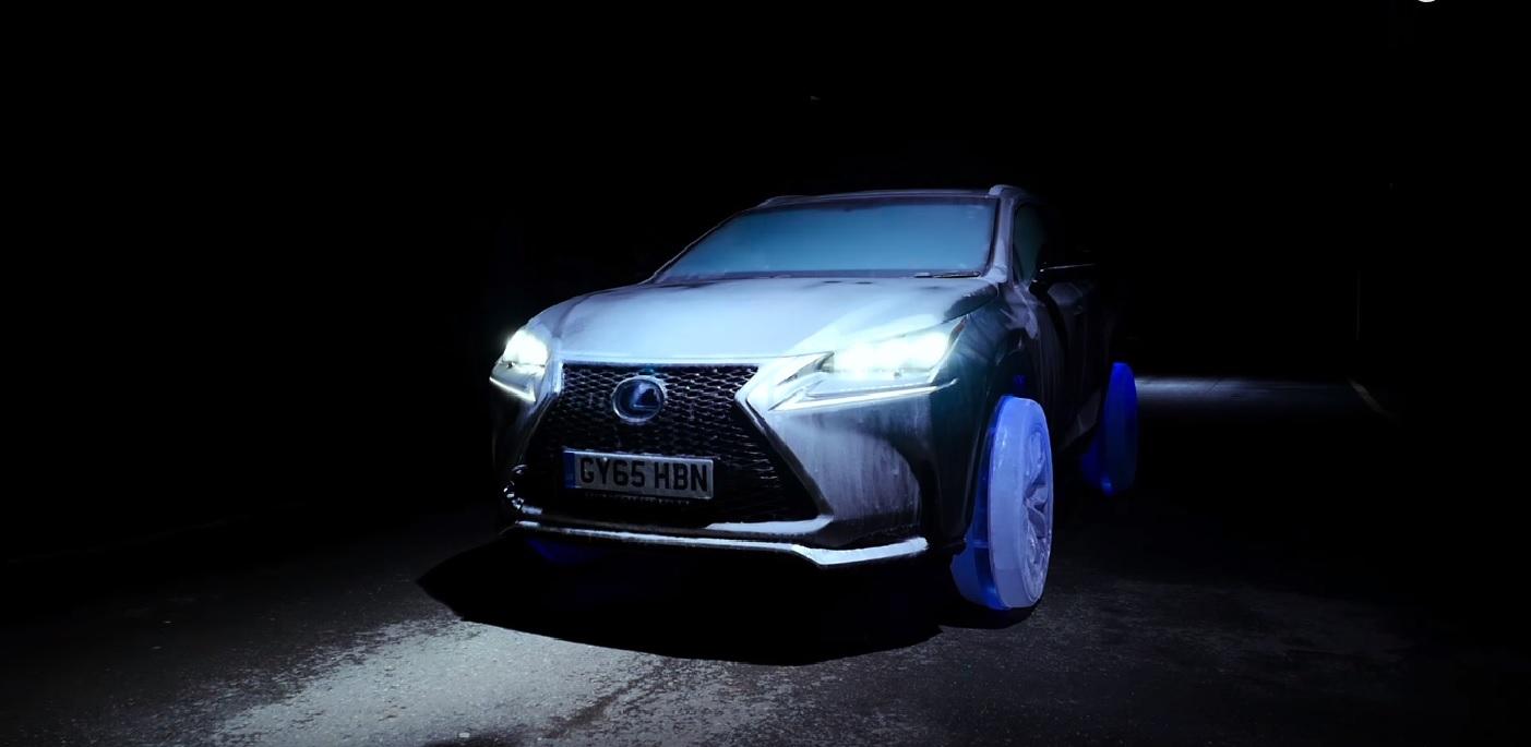 Photo of Lexus'tan farklı bir çalışma