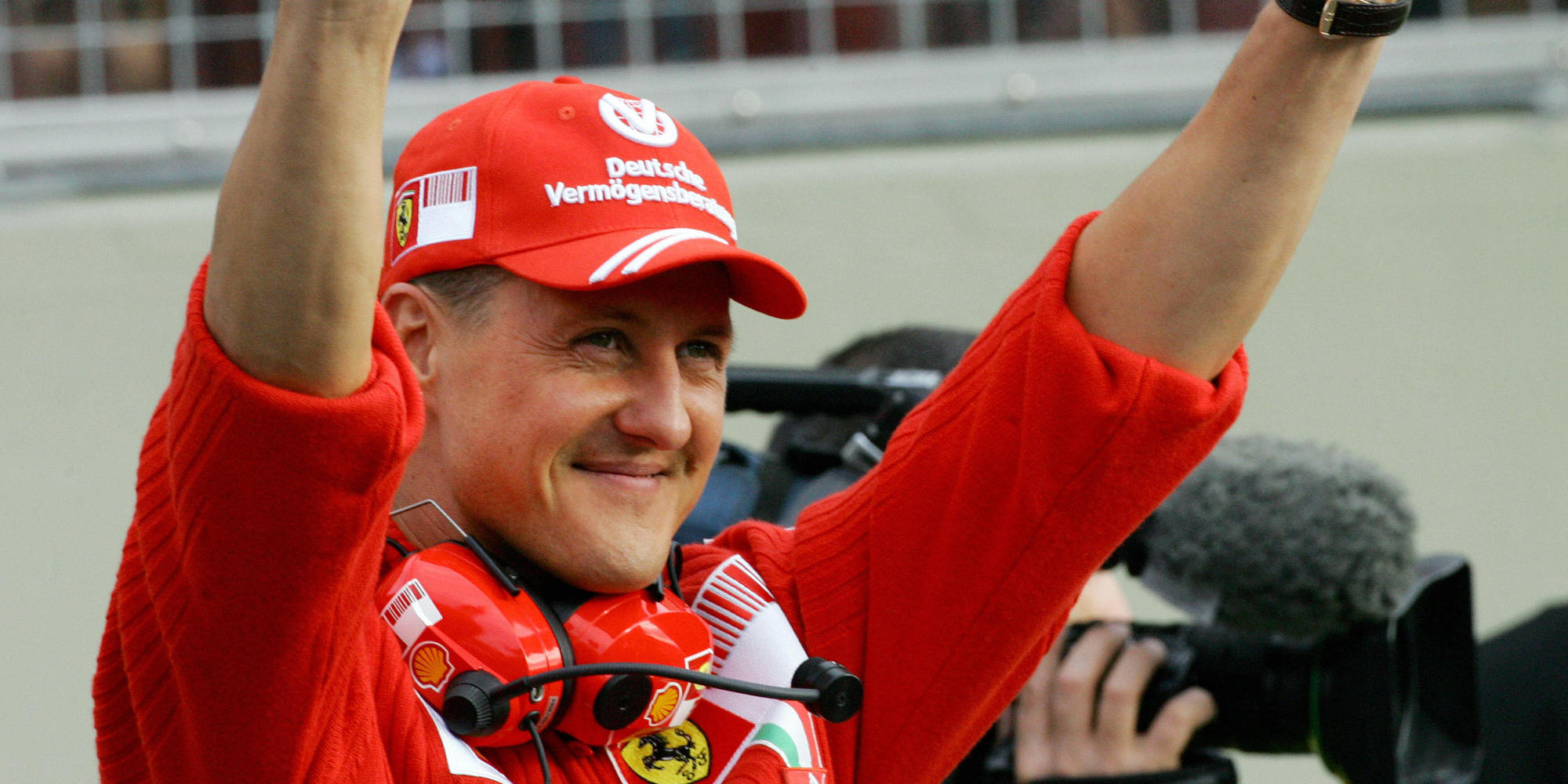 Photo of Schumacher'den hala sevindirici haber gelmedi