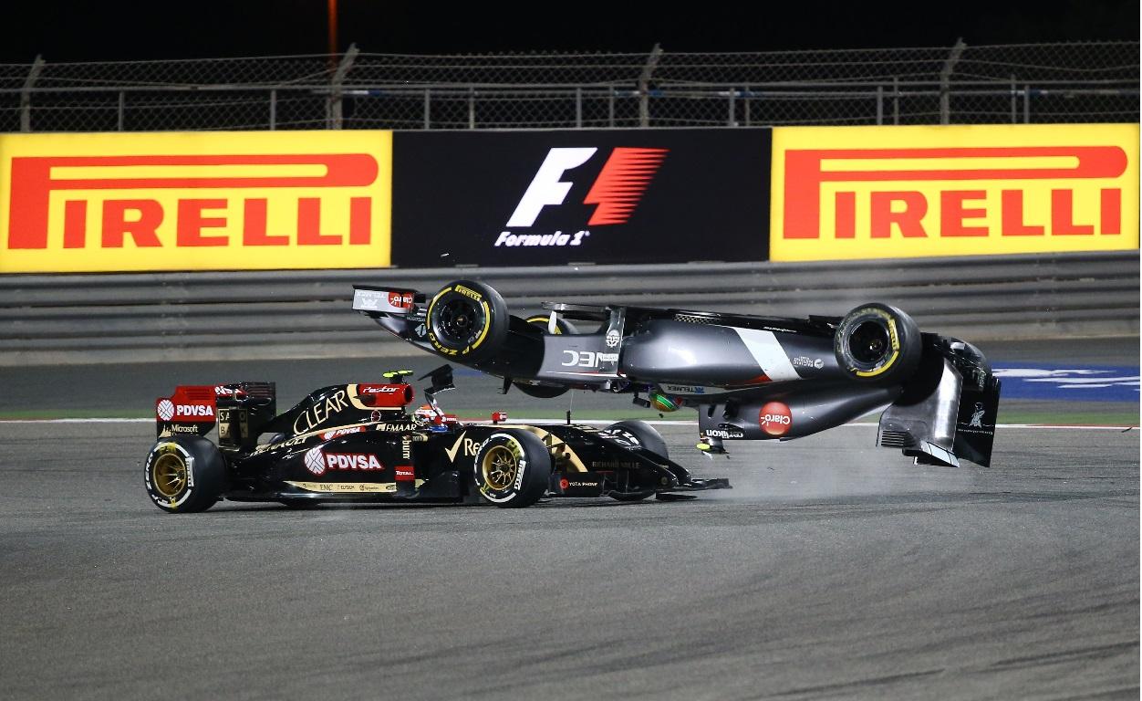 Photo of Pastor Maldonado, F1 hakemlerinden şikayetçi