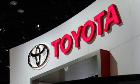 Photo of Toyota'dan yeni harita jenerasyonu