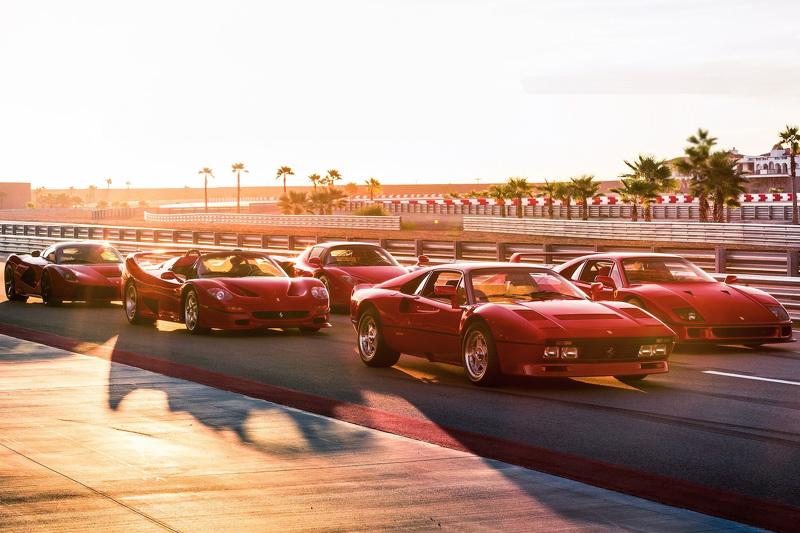 Photo of Ferrari'nin 5 atlısı