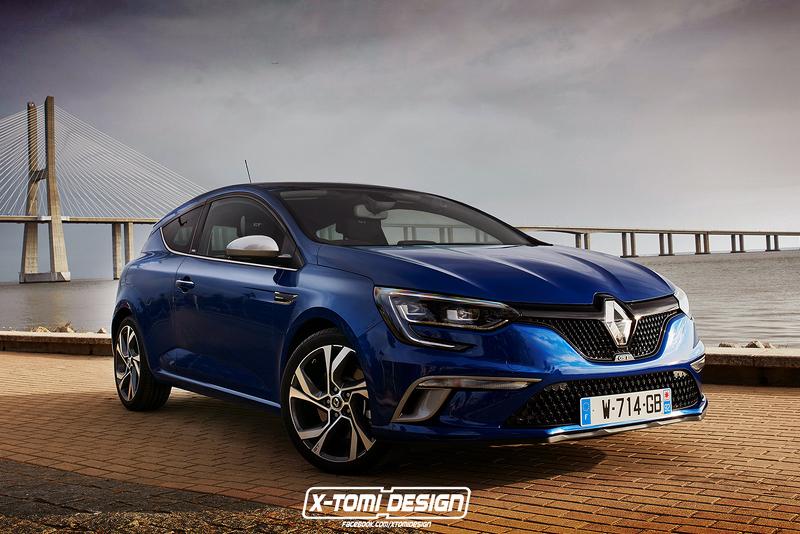 Photo of Renault Megane GT: Sadece dijital dünya için