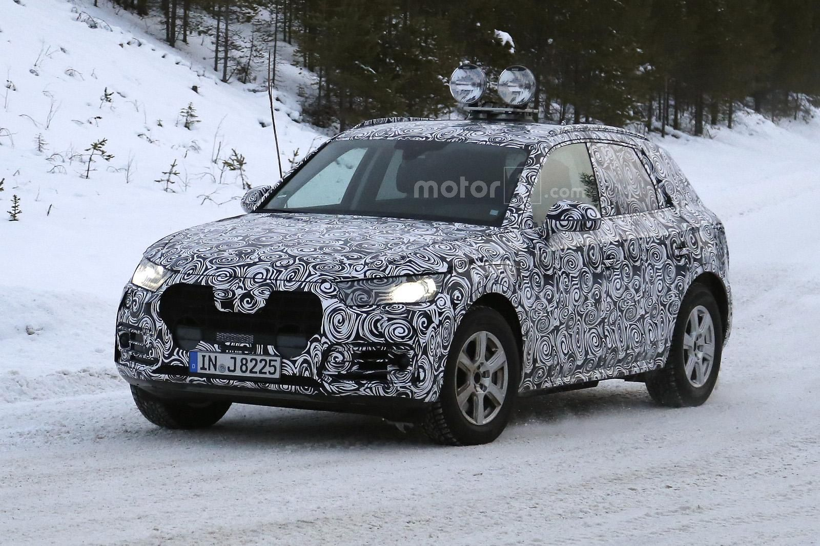 Photo of Audi'den bir hızlı SUV daha