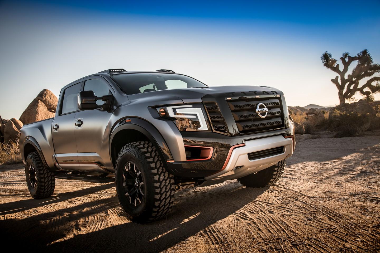 Photo of Nissan, Titan Warrior Konsepti'ni gözler önüne serdi