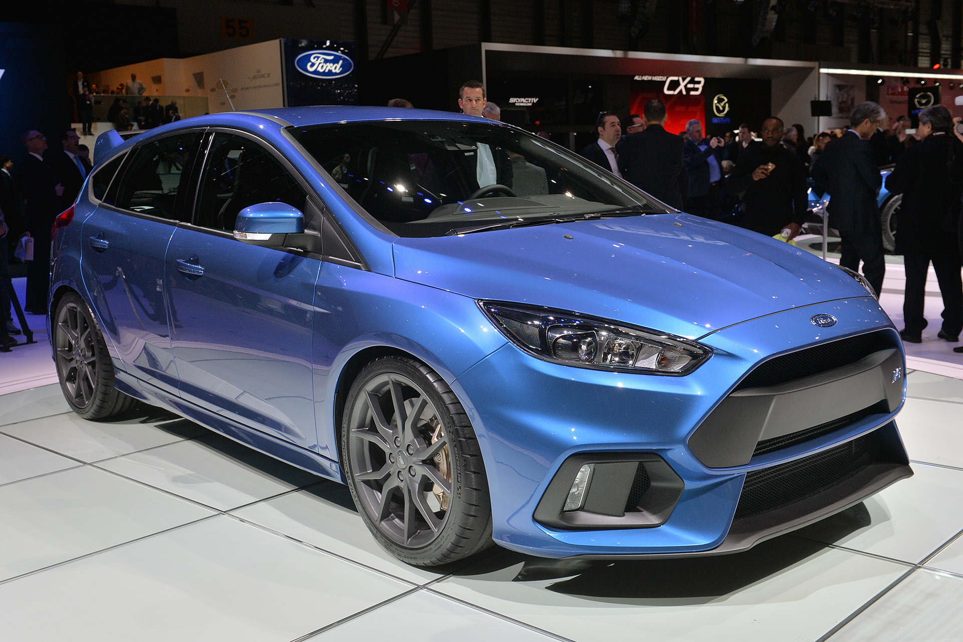 Photo of Almanyalı Focus RS