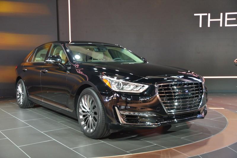 Photo of 2017 Genesis G90 Detroit'te premium segmentinde yerini alıyor