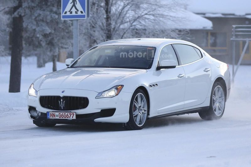 Photo of Maserati'den makyaj operasyonu