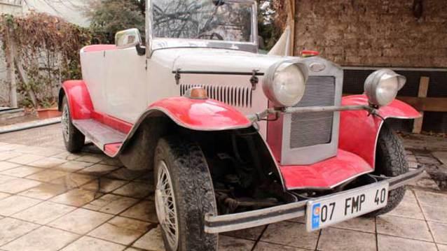 Photo of Cumhuriyetle yaşıt otomobil