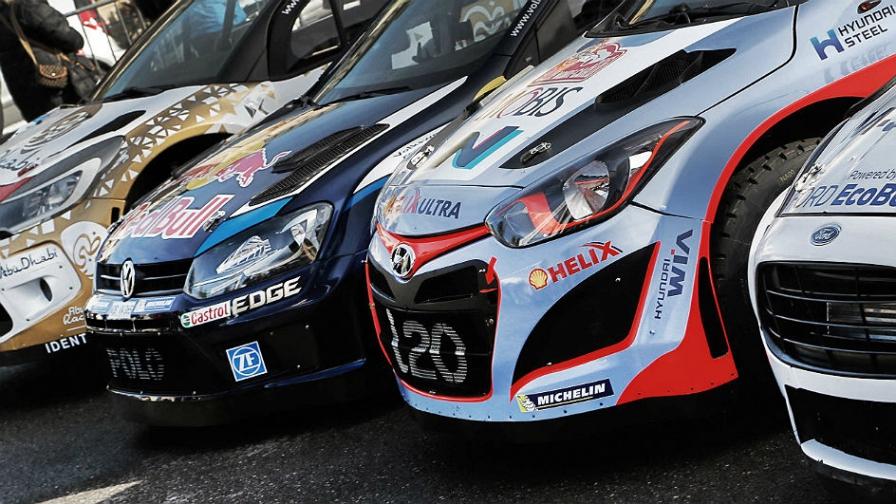 Photo of WRC'de yeni sezona doğru