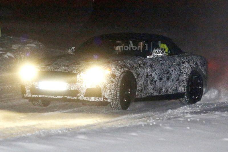 Photo of BMW Z5 kamuflajlı görüntülendi