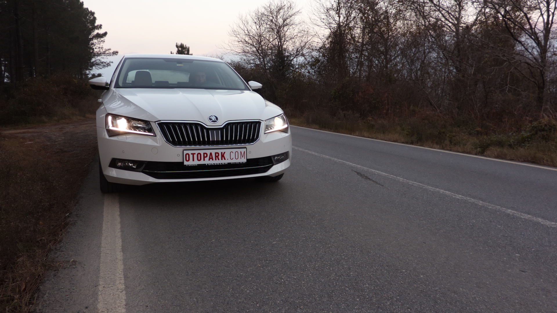 Photo of Skoda Superb 15 yaşında