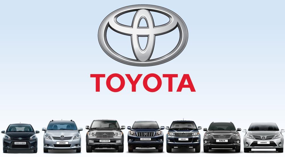 Photo of Toyota'dan 2015 yılında bir rekor