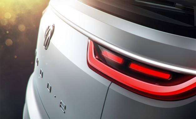 """Photo of VW'den yeni bir konsept, """"duo-e"""""""