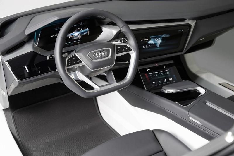 Photo of Audi'den geleceğin kokpit tasarımı
