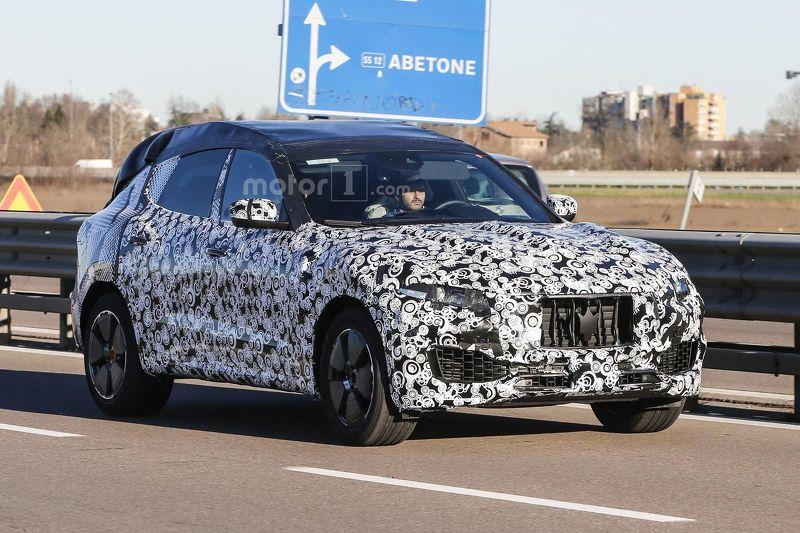 Photo of Maserati Levante yeni detaylarıyla yakalandı