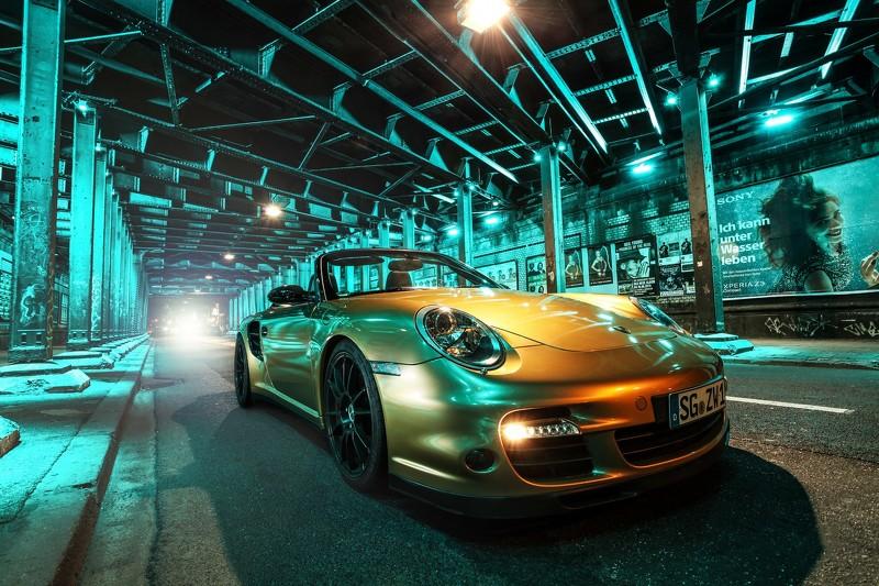 Photo of 800+ beygir Porsche 911 Turbo