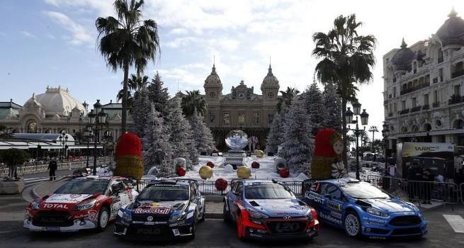 Photo of 2016 WRC Monte-Carlo'da start aldı